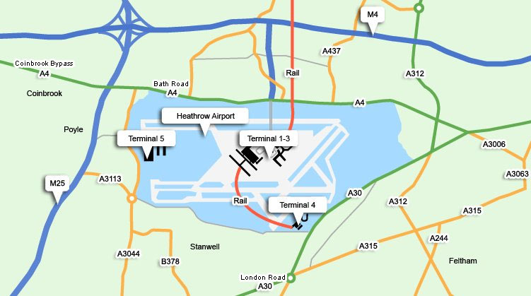 heathrow airport plan