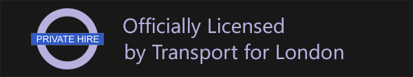Licensed by TfL