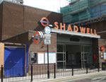 shadwell airport taxi